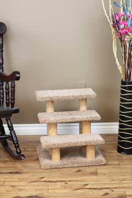 Cats Are Inn Wood Constructed Large Pet Stairs
