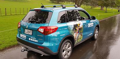 Car Wrap NZ