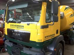 stevenson truck