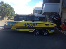 boat wrap auckland