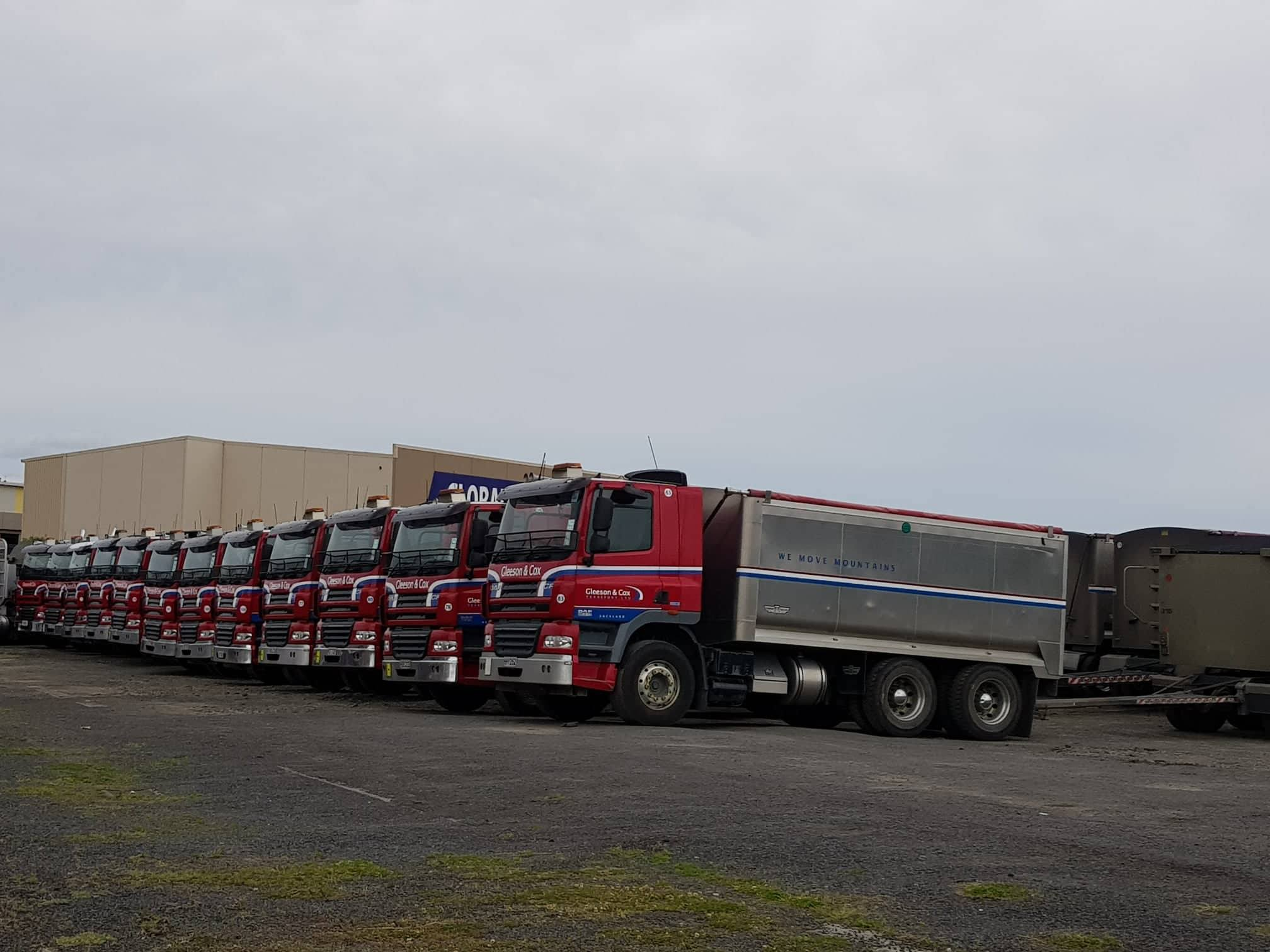 Onform Signs Gleeson & Cox Truck Signage 3