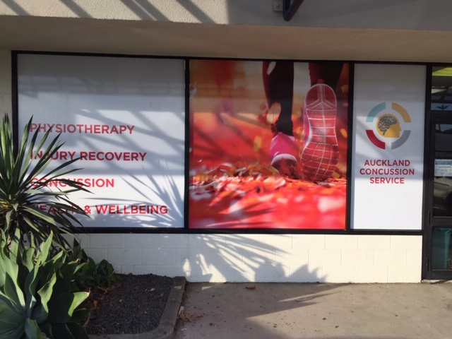 Onform Signs Proactive Window Graphics