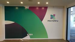 Protempo Wall Graphics