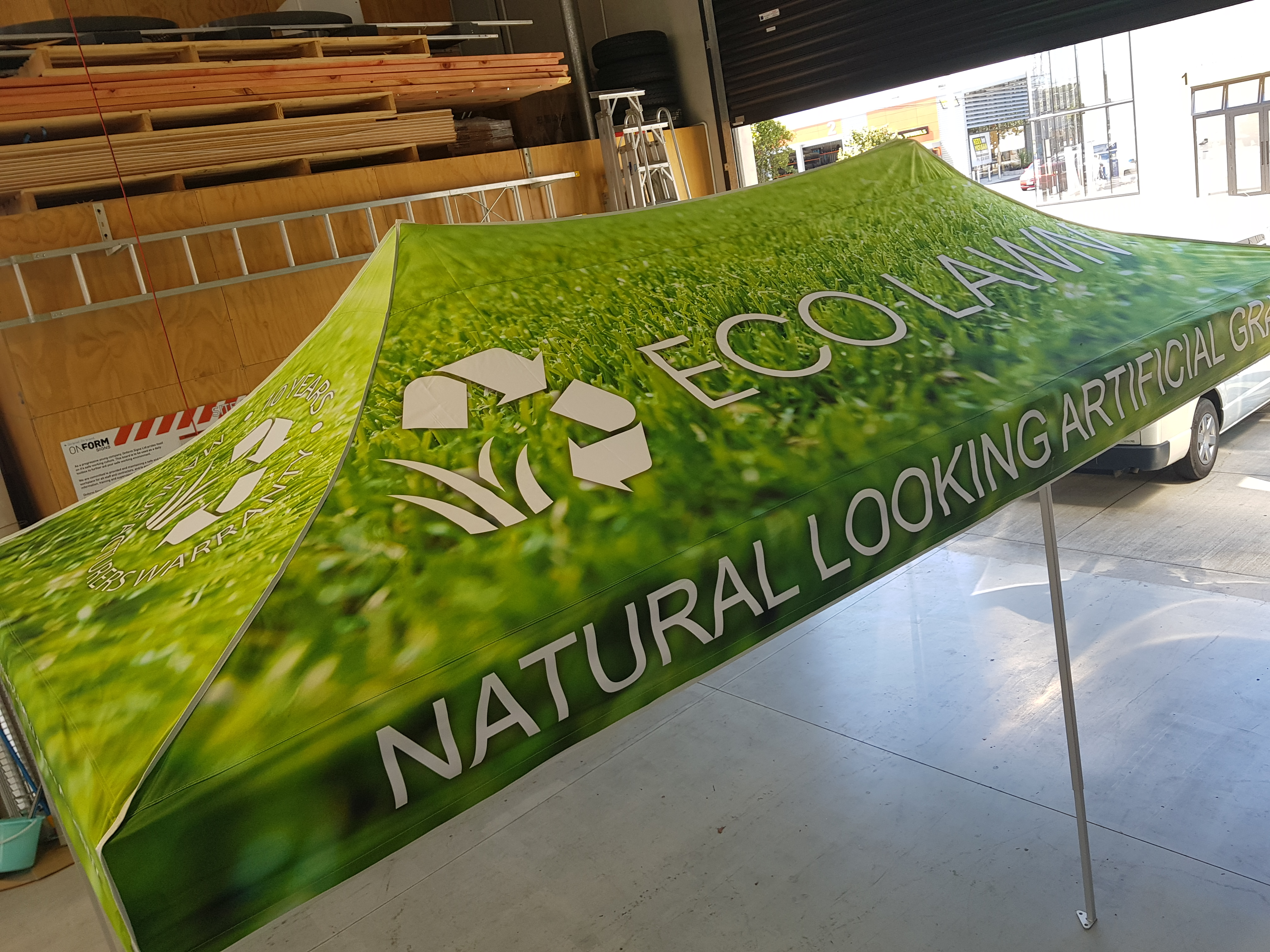 Eco Lawn 6M x 3M