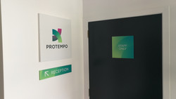 Onform Signs Protempo Interior Graphics