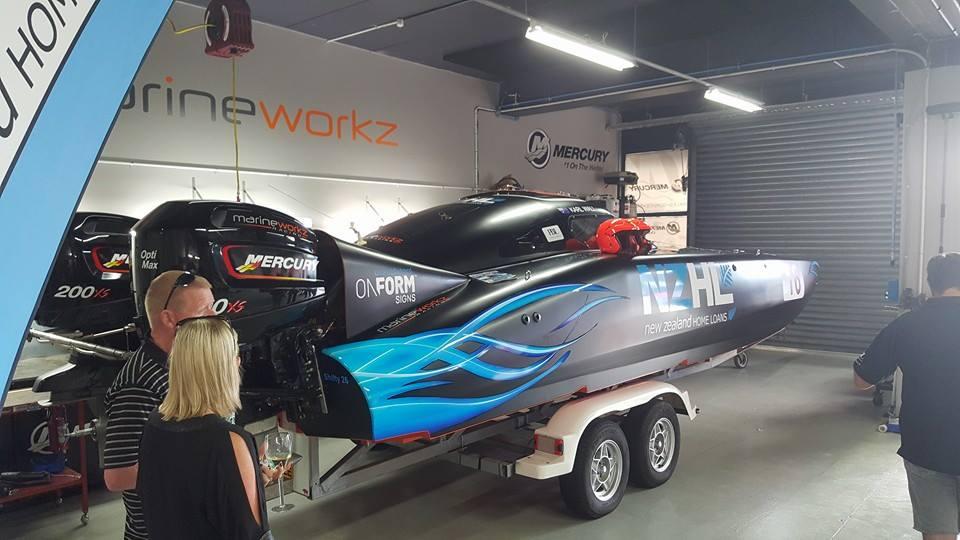 boat wrap nzhl