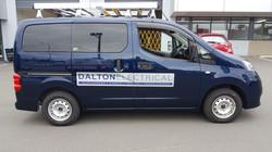 van signage services