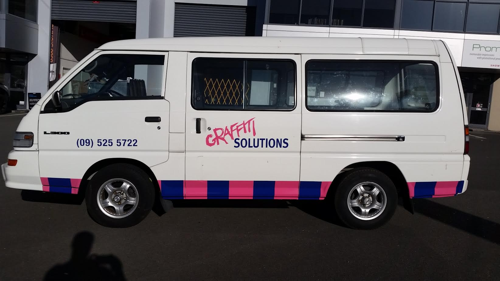 van signwriters