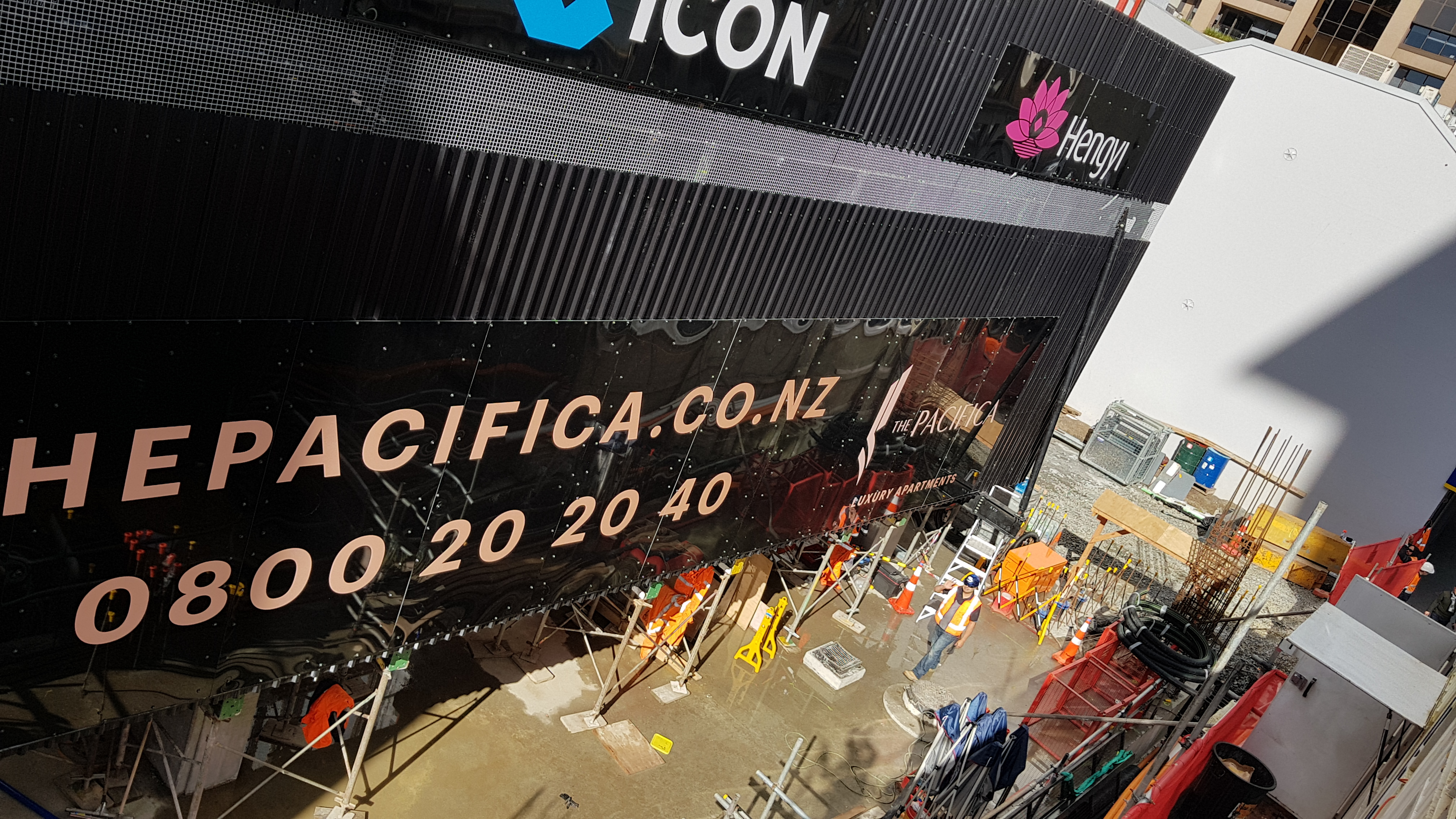 Onform Signs Icon Pacifica - building signs 3