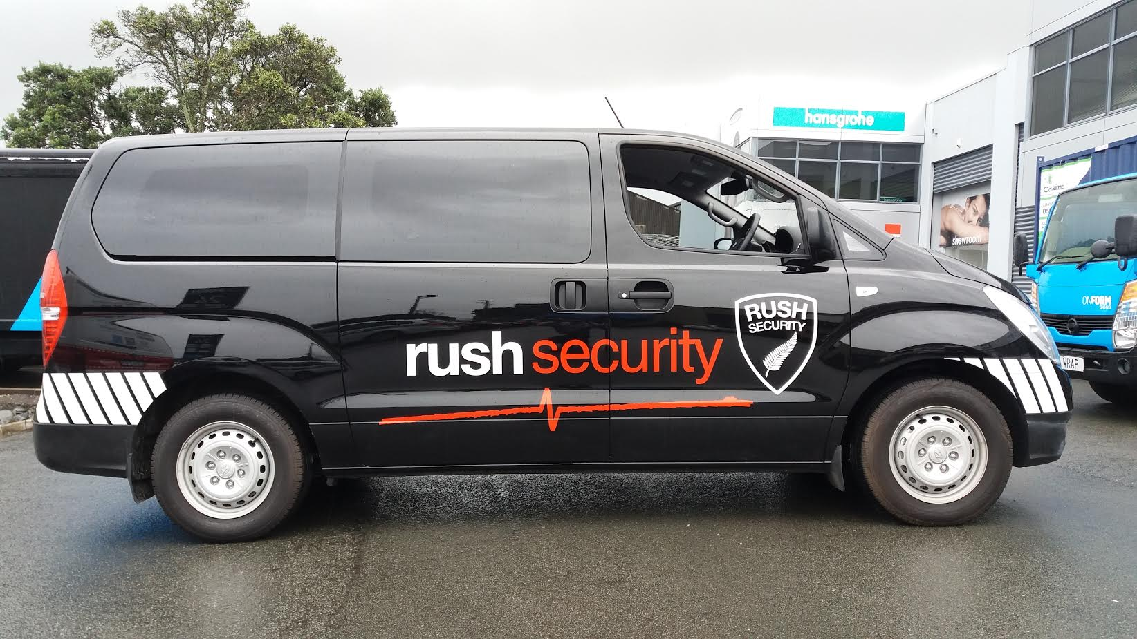 van wrap nz