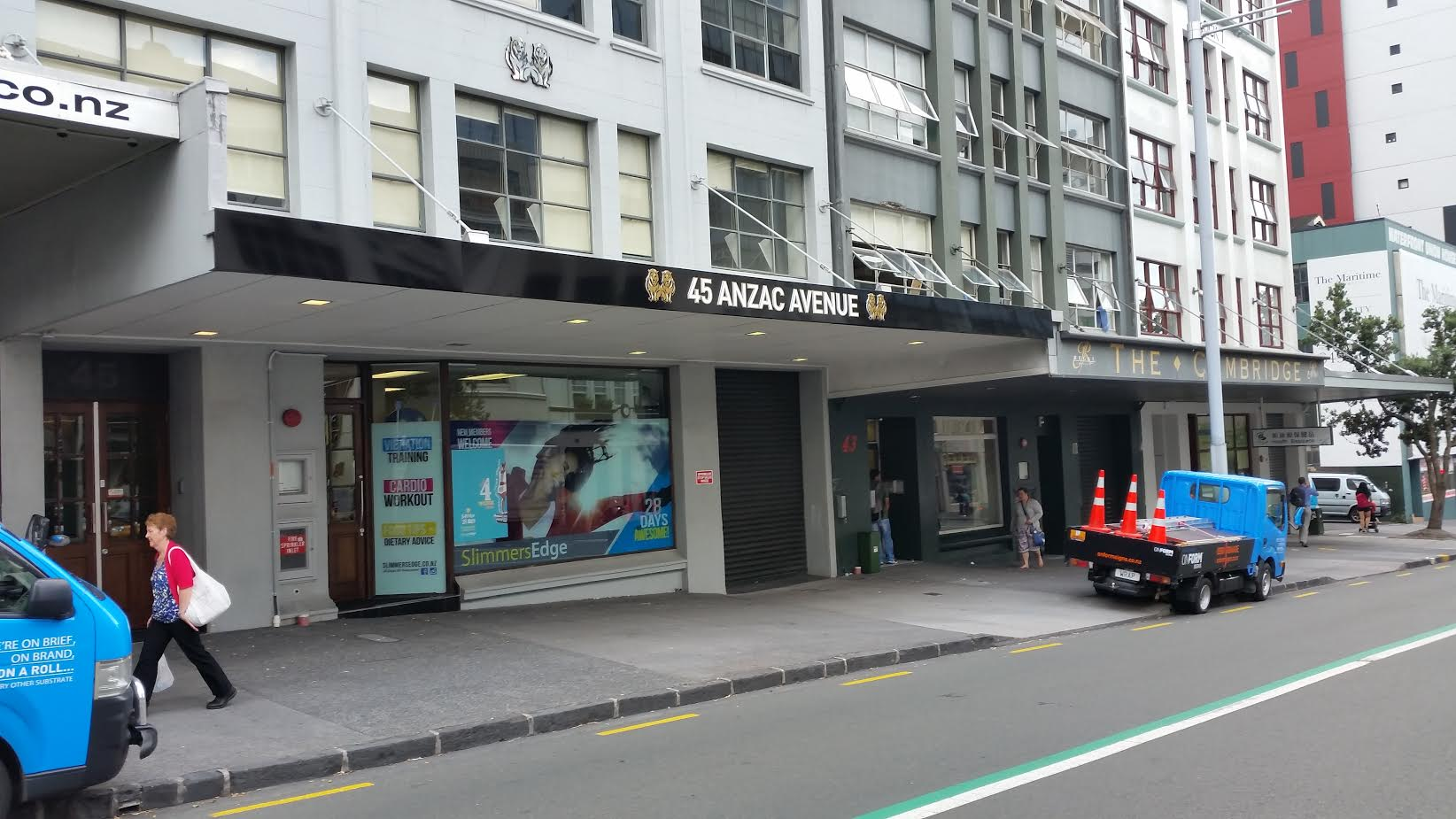 building signs auckland