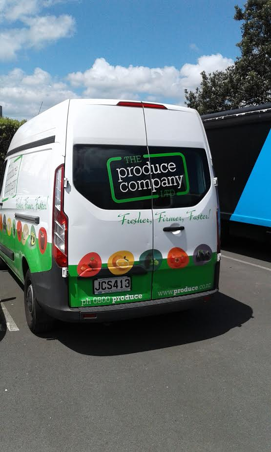 van wrapping nz