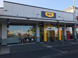AMI Botany Retail Signs LED Onform