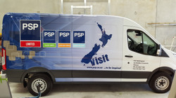 van wrapping auckland