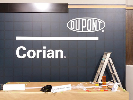 How the Right Reception Signage Can Create a Lasting Impression