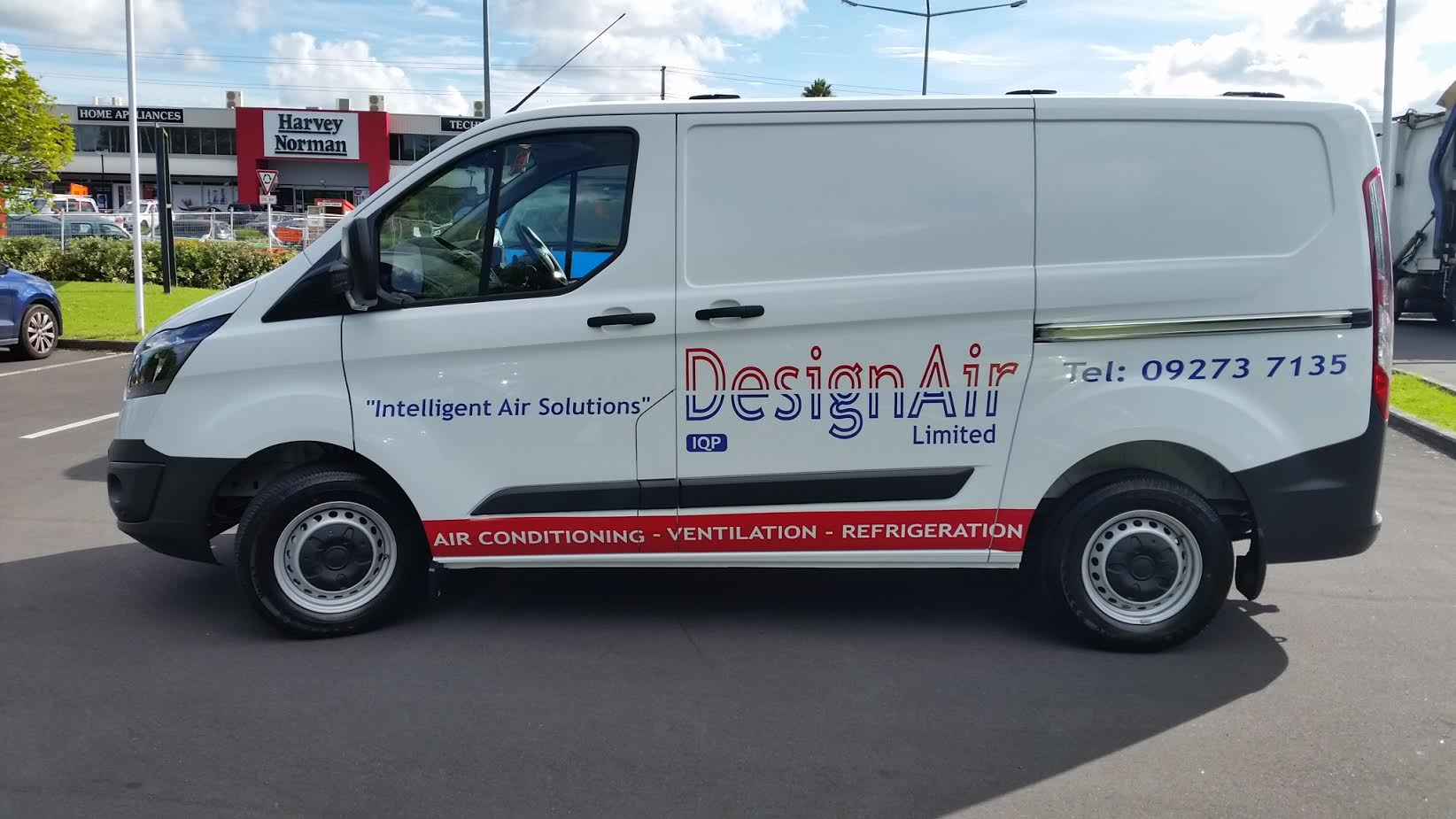 van signwriting services