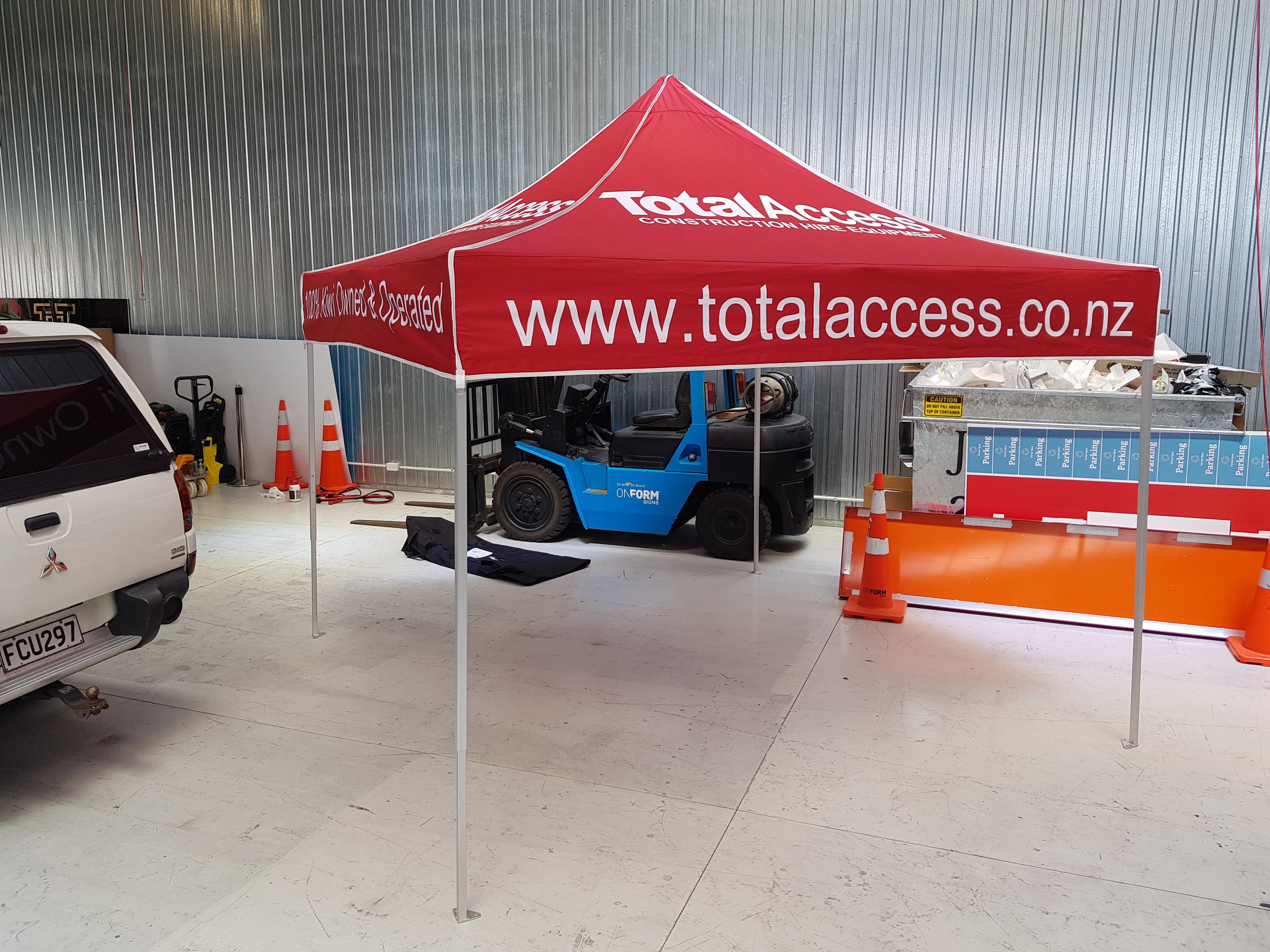 Total Access 3m x 3m