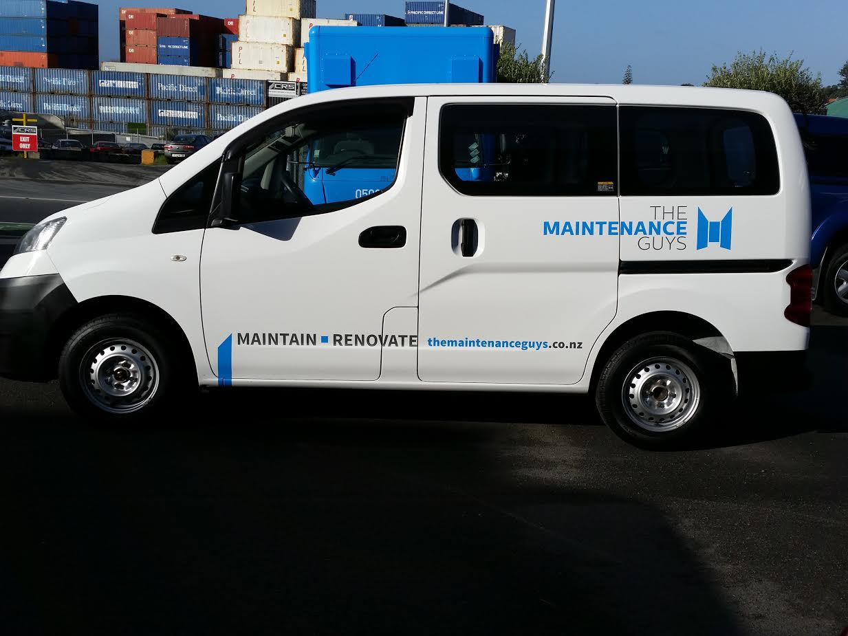 van graphics auckland