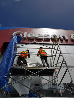 Onform Signs Gleeson & Cox Building Signage 2