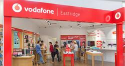 Vodafone LED Signage Onform Signs