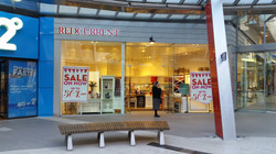 Red Current Sylvia Park Mall Signage