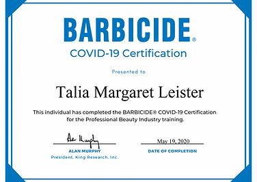 Barbicide COVID-19 Certificate.png