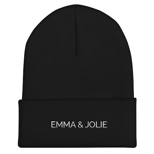 Emma & Jolie Cuffed Beanie