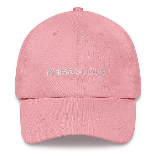 Emma & Jolie Baseball Cap