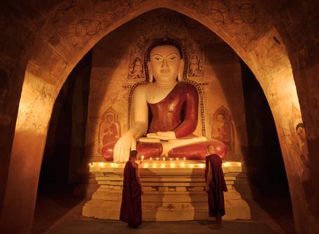 仏教徒でもないけど…