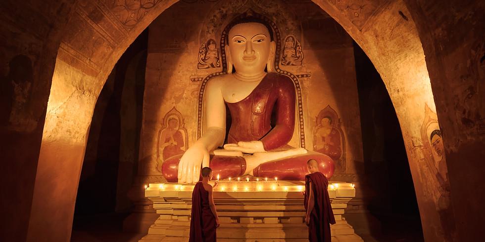 WORKSHOP - Buddhism 101 - The Three Jewels