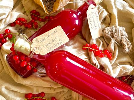 Swedish redcurrant & Lavender cordial