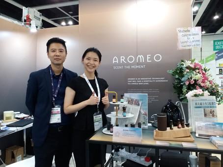 """本校畢業學員成功研發""""aromeo""""香氛擴香機"""