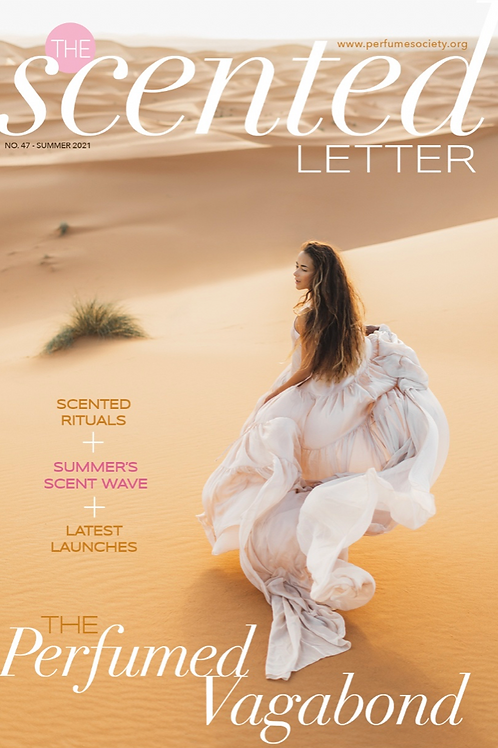 Scented Letter - new issue