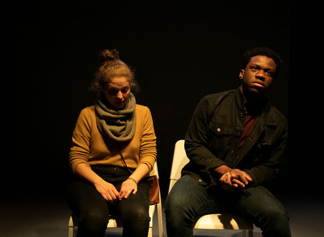 """""""It is unlike anything you've seen staged before."""" BITR Sisters reviews Love and Information"""
