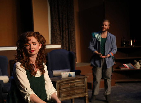 """""""Stoops"""" is a no-holds-barred rollicking romp."""" MD Theatre Guide"""