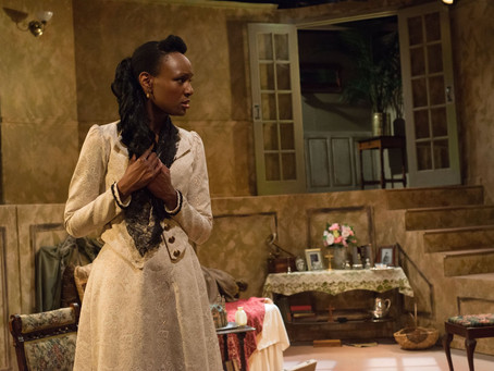 """""""This production is not to be missed...Go see this show!"""" says Backstage Baltimore"""