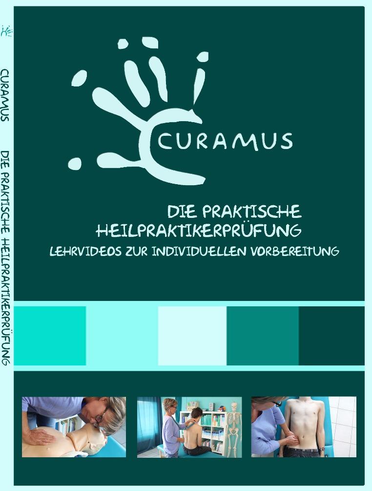 Curamus Heilpraktikerausbildung DVD