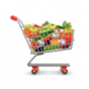 verduras-concepto-realista-compras-carro