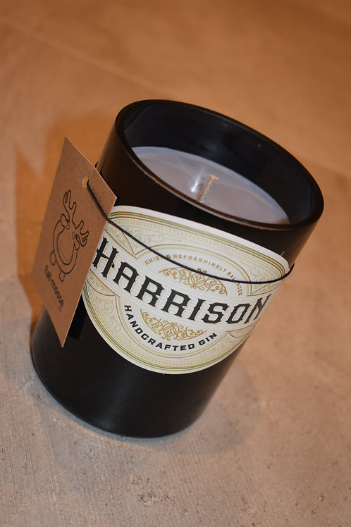 Harrison Gin 70cl - Black wax