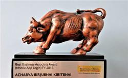 Best Business Associate Award