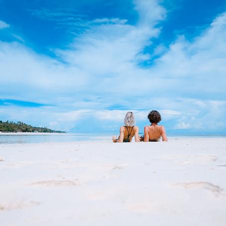 Estudio lo confirma: ir a la playa hace bien a la mente y al cuerpo