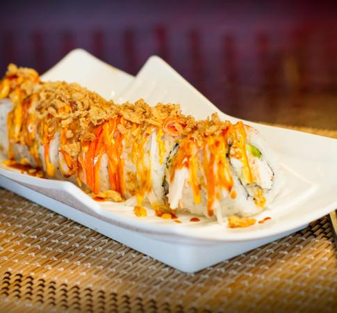 Wasabi Sushi PDX - Sushi Roll - California Crunchy