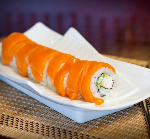 Wasabi Sushi PDX - Sushi Roll - Alaskan