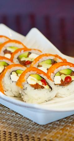 Wasabi Sushi PDX - Sushi Roll - Wasabi