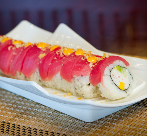 Wasabi Sushi PDX - Sushi Roll - Hawaiian Dragon