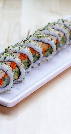 Wasabi Sushi PDX - Sushi Roll - Furikake Tufo