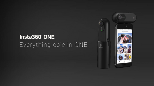 Insta360 - Introducing the One