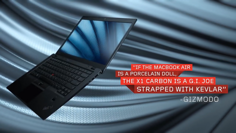 Lenovo - Carbon Takes Over