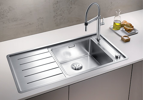 Blanco Andano XL 6 S-IF  ALA Sink and Tap Pack 454104/5