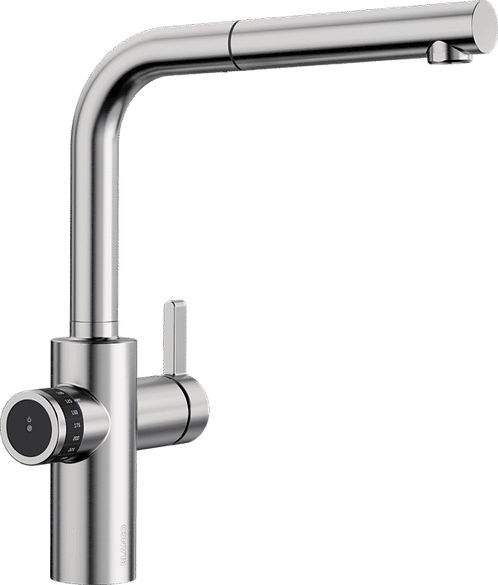 Blanco Evol-S Volume Mixer tap with Integrated Measuring Function 454315